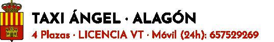 Taxi Ángel logo